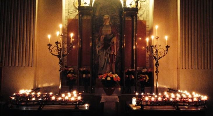 St. Annes Triduum - photos